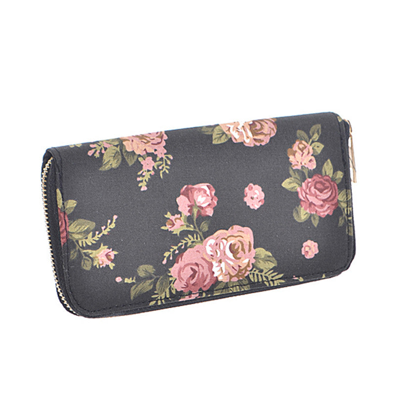 Rose Wallet - Jewelry Buzz Box  - 2