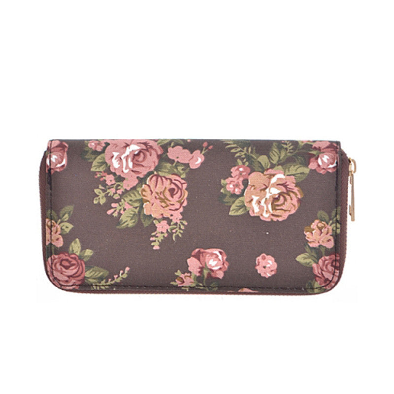 Rose Wallet - Jewelry Buzz Box  - 4