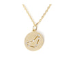 Zodiac Disk Necklace - Jewelry Buzz Box  - 5