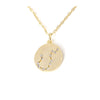 Zodiac Disk Necklace - Jewelry Buzz Box  - 10