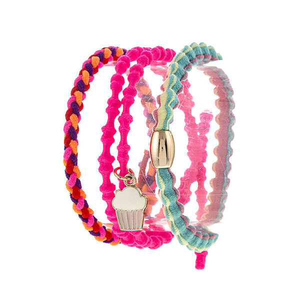 Yummy Hairtie Bracelet - Jewelry Buzz Box