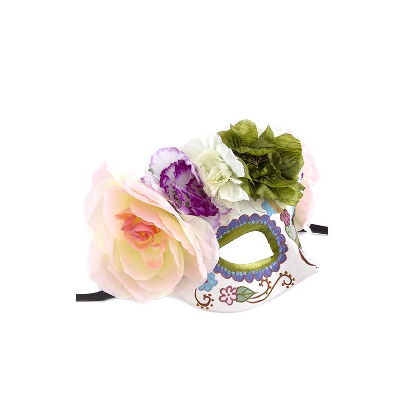 Day Of The Dead Mask - Jewelry Buzz Box  - 2