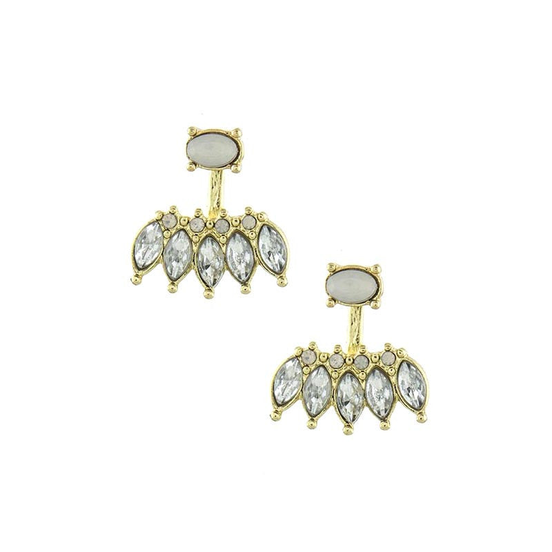 Craze Earrings - Jewelry Buzz Box  - 3