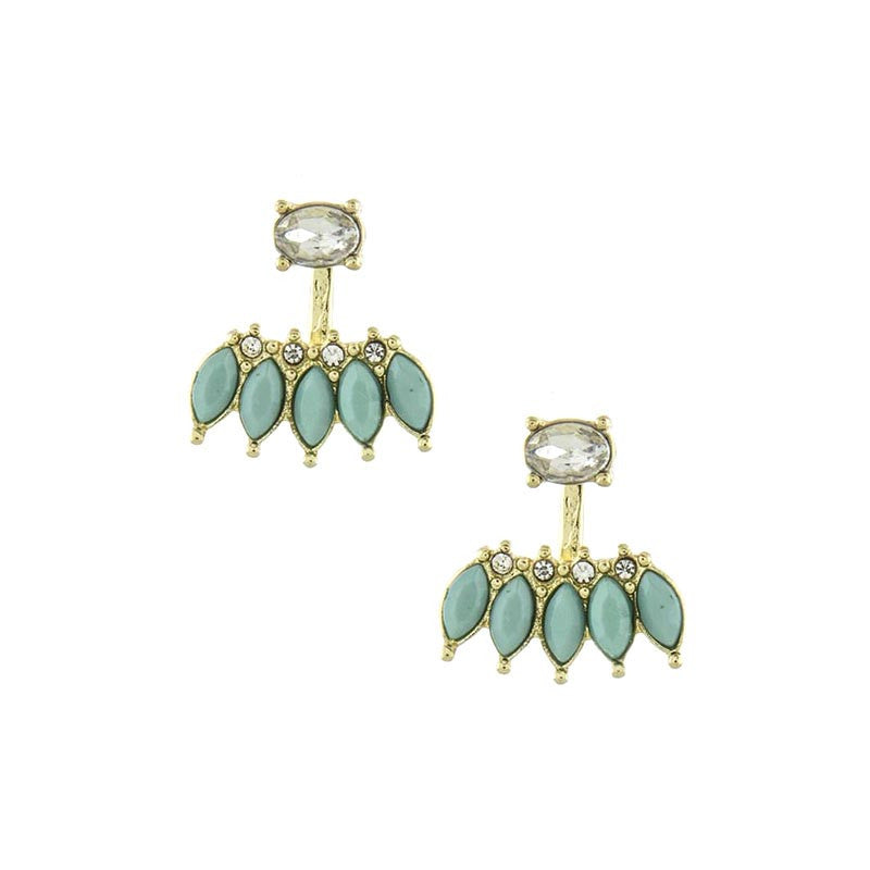 Craze Earrings - Jewelry Buzz Box  - 2