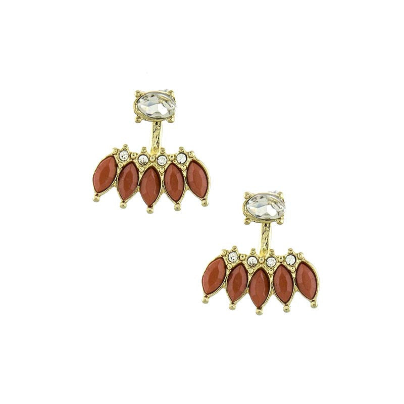 Craze Earrings - Jewelry Buzz Box  - 4