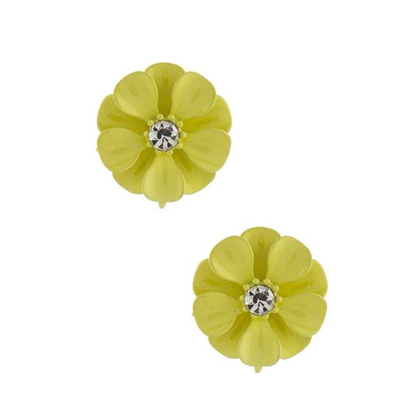 3D Floral Studs - Jewelry Buzz Box  - 1