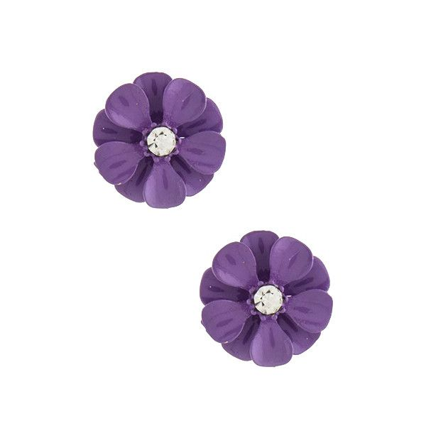 3D Floral Studs - Jewelry Buzz Box  - 2