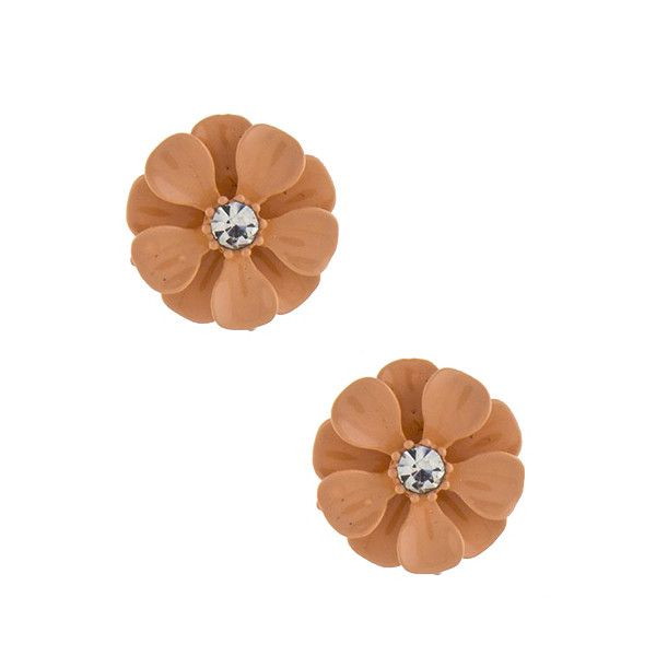 3D Floral Studs - Jewelry Buzz Box  - 3