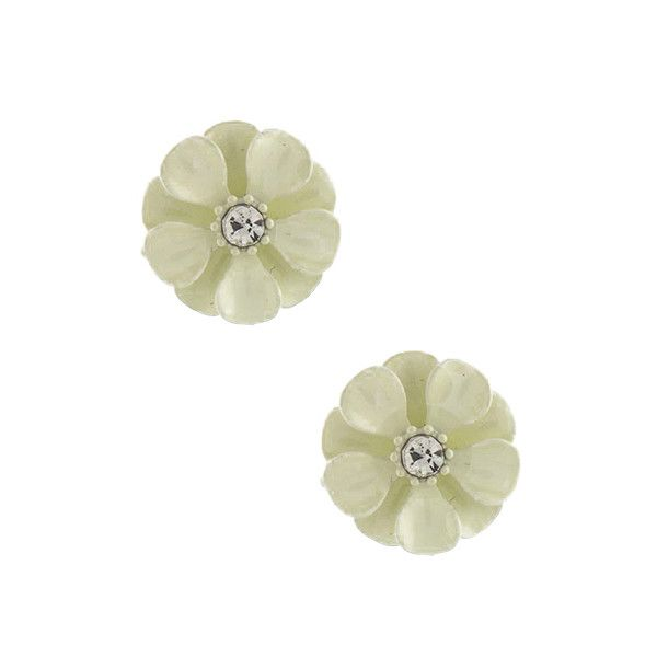 3D Floral Studs - Jewelry Buzz Box  - 4