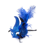 Feather Ball Mask - Jewelry Buzz Box  - 7