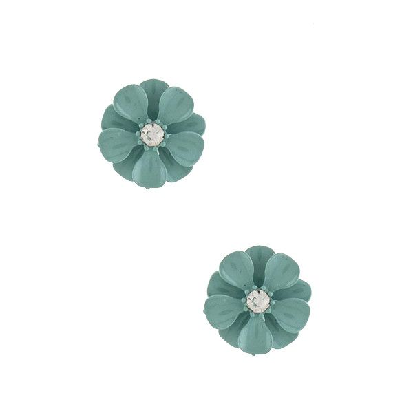 3D Floral Studs - Jewelry Buzz Box  - 5