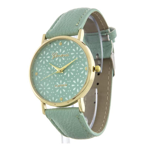Fancy Floral Watch