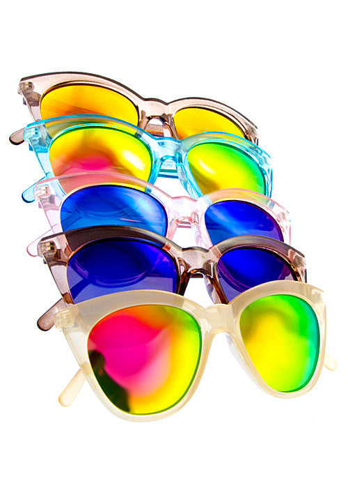 Far Out Sunglasses - Jewelry Buzz Box  - 6