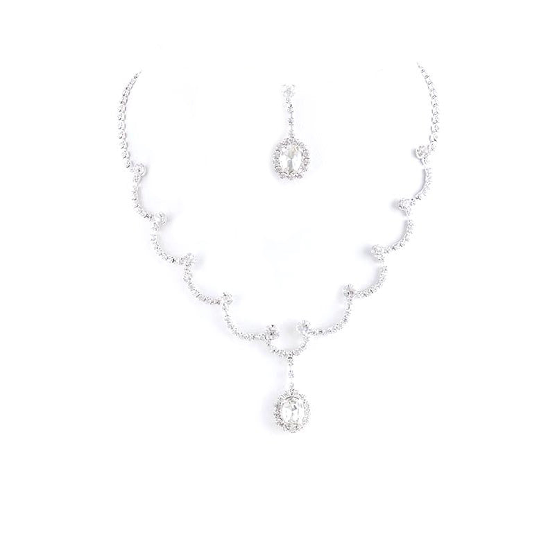 Sparkle & Shine Necklace Set - Jewelry Buzz Box