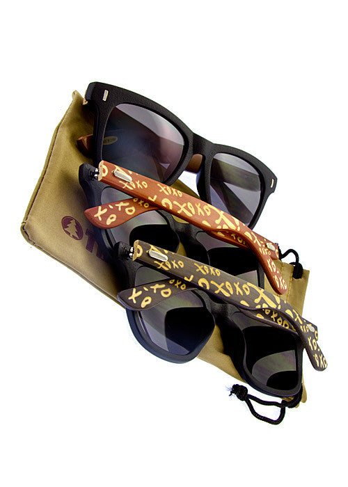 Treez Wayfarer Shades - Jewelry Buzz Box  - 3