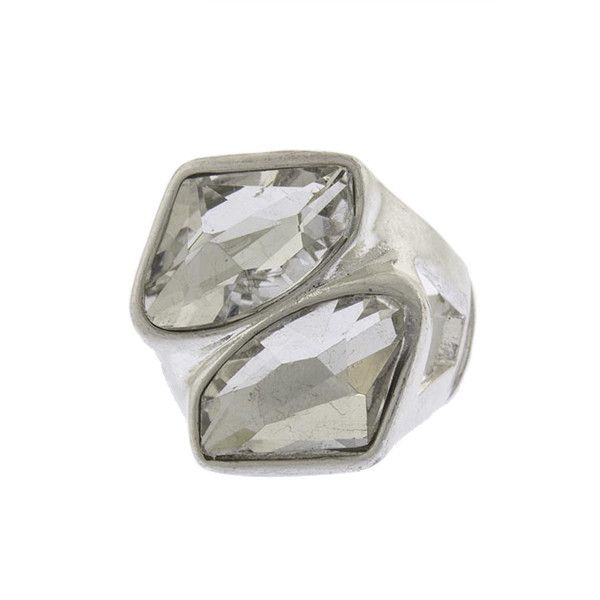 All About Angles Ring - Jewelry Buzz Box  - 2
