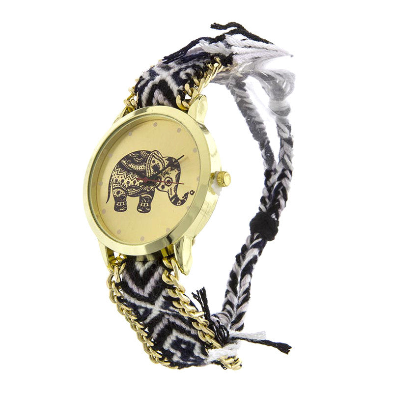 Festive Lucky Elephant Watch - Jewelry Buzz Box  - 2