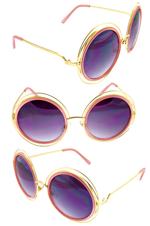 Mod Magnificent Sunglasses - Jewelry Buzz Box  - 5