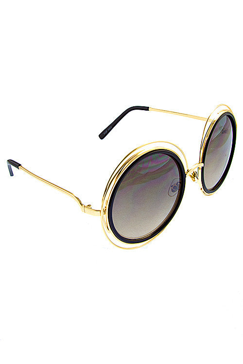 Mod Magnificent Sunglasses - Jewelry Buzz Box  - 6