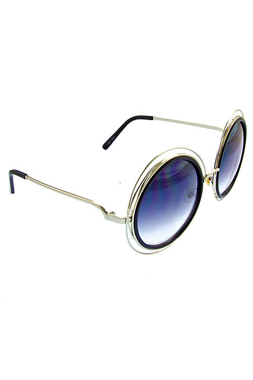 Mod Magnificent Sunglasses - Jewelry Buzz Box  - 8