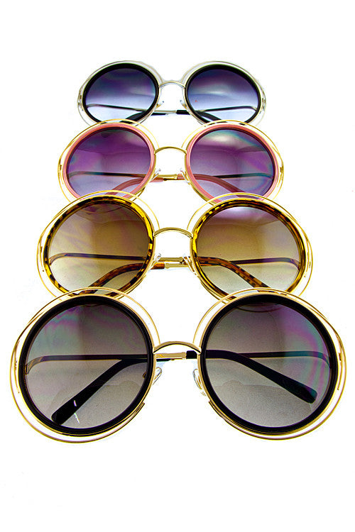 Mod Magnificent Sunglasses - Jewelry Buzz Box  - 9