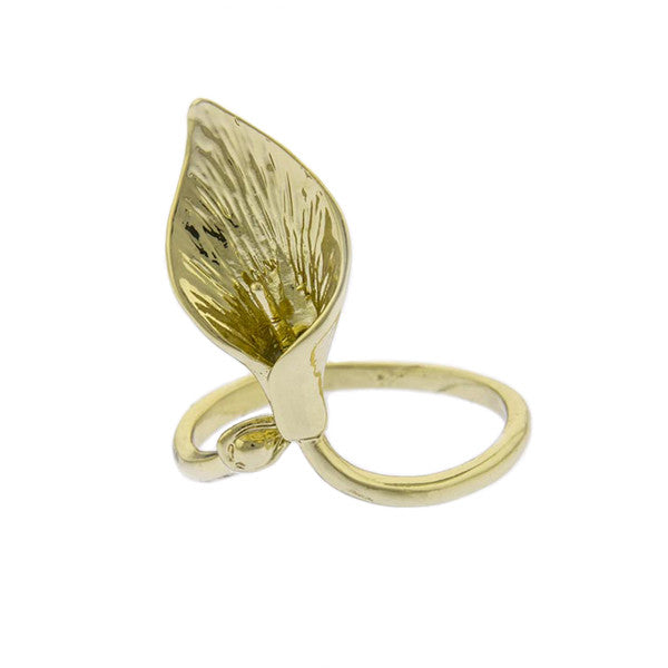 Lily Blossom Ring - Jewelry Buzz Box