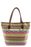 Dazzling Aztec Tote Bag - Jewelry Buzz Box  - 5
