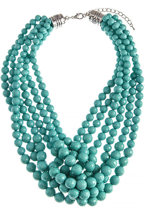 Stacked Necklace Set - Jewelry Buzz Box  - 1