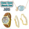 June Boho Babe Silver Box - Jewelry Buzz Box  - 1