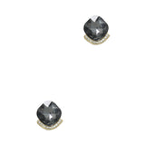 Fancy Facet Studs - Jewelry Buzz Box  - 1