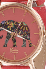 Psychedelic Elephant Watch - Jewelry Buzz Box  - 3
