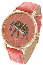 Psychedelic Elephant Watch - Jewelry Buzz Box  - 2