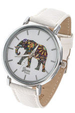 Psychedelic Elephant Watch - Jewelry Buzz Box  - 4