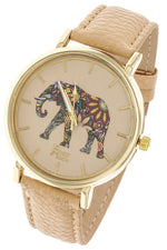 Psychedelic Elephant Watch - Jewelry Buzz Box  - 5