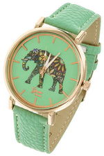 Psychedelic Elephant Watch - Jewelry Buzz Box  - 6