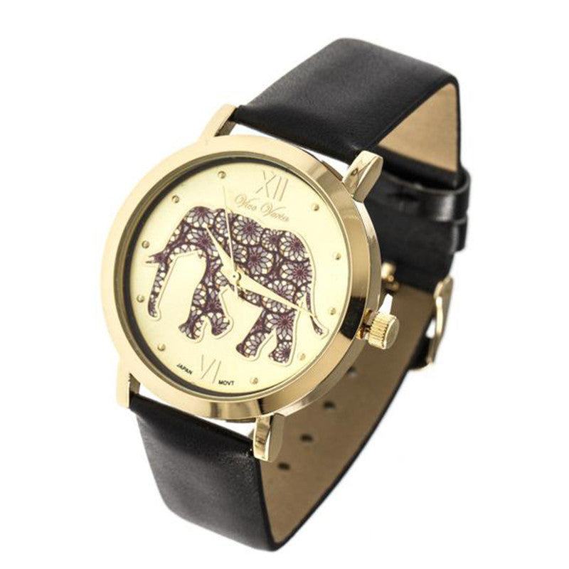 Mandala Elephant Watch - Jewelry Buzz Box  - 2