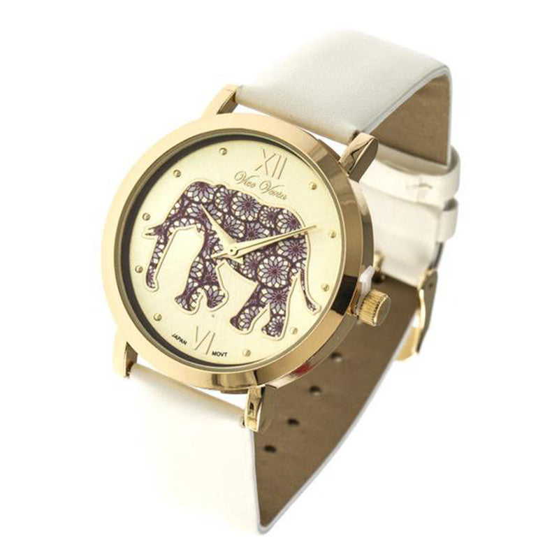 Mandala Elephant Watch - Jewelry Buzz Box  - 5