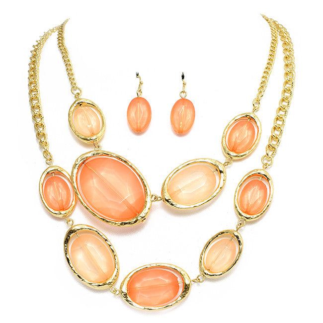 Make A Statement Necklace Set - Jewelry Buzz Box  - 3