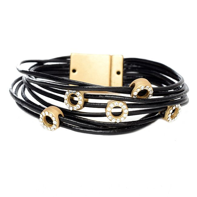 Be Hip Bracelet - Jewelry Buzz Box  - 1