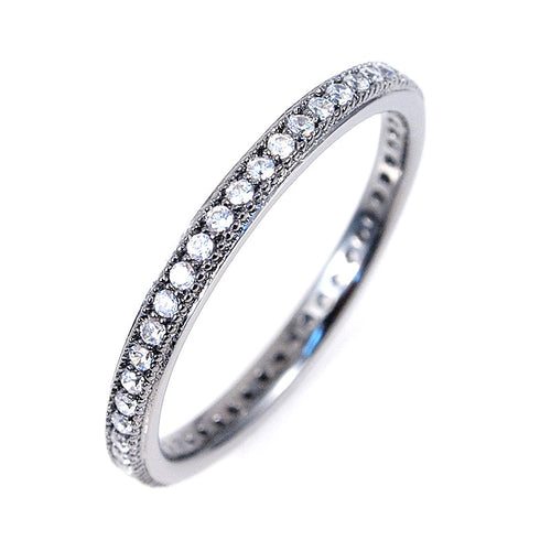 Perfect Eternity Band - Jewelry Buzz Box  - 1