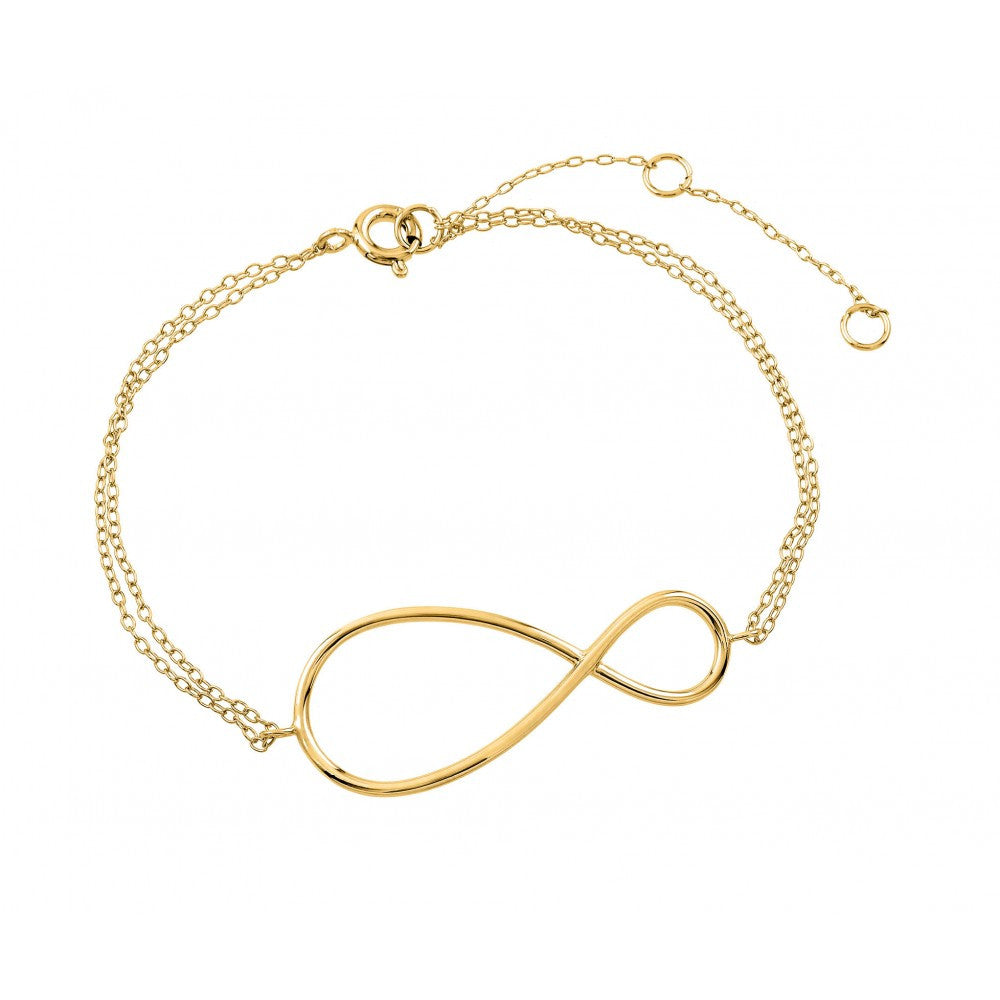 Eternal Infinity Bracelet - Jewelry Buzz Box  - 3