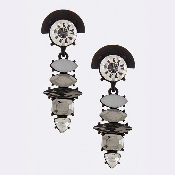 Regal Earrings - Jewelry Buzz Box  - 2
