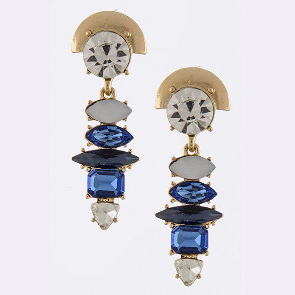 Regal Earrings - Jewelry Buzz Box  - 3