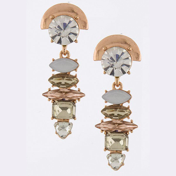 Regal Earrings - Jewelry Buzz Box  - 6