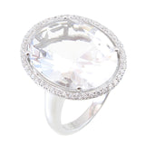 Crystal Ball Ring - Jewelry Buzz Box  - 1