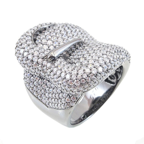 Buckle Up Ring - Jewelry Buzz Box  - 1