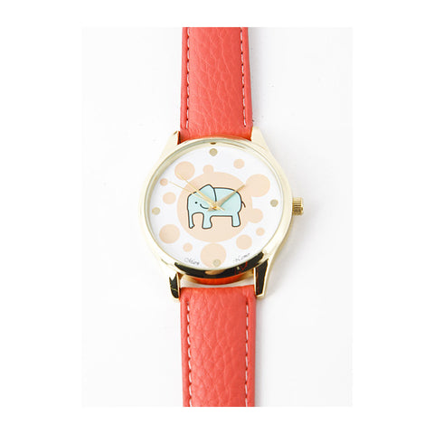 Enchanting Elephant Watch