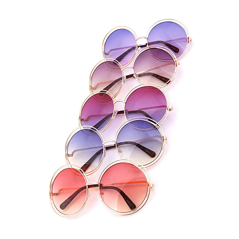 Mod Magnificent Sunglasses - Jewelry Buzz Box  - 4