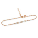 Dainty Bar Bracelet - Jewelry Buzz Box  - 3