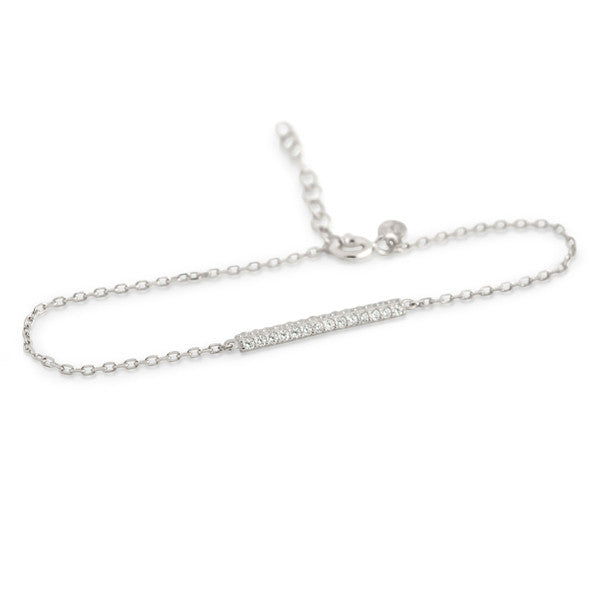 Dainty Bar Bracelet - Jewelry Buzz Box  - 1